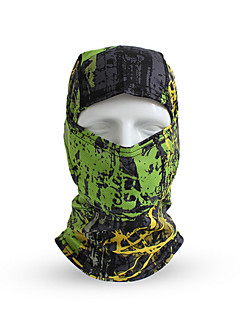 Sports Bike/Cycling Scarves Unisex Sleeveless Dust Proof / Windproof Eco-friendly Polyester Classic