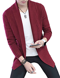 2016 new Korean sweater slim men sweater cardigan sweater male student thin coat youth tide