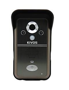 infrarødt nattsyn intelligent trådløs ingen stråling lavt strømforbruk vanntett anti-tyveri visuell ringeklokke