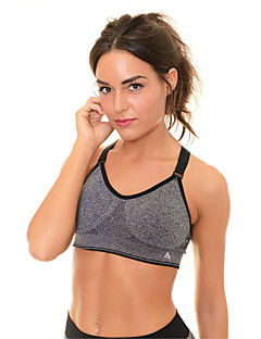 Esportivo®Ioga Sutiã / Roupa-Interior / Blusas Respirável / Suave / Tapete 3D Elasticidade Alta Wear SportsIoga / Pilates / Exercicio e