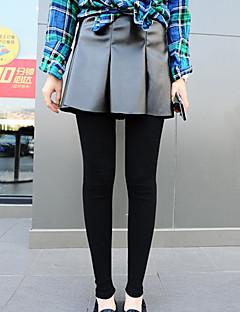 Ženy Jednobarevné Legging,Polyester