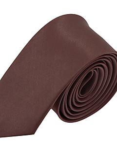 Men Jacquard Woven Silk Leisure Tie Formal Business Necktie