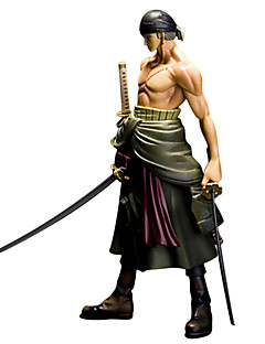 One Piece Roronoa Zoro 25CM Anime Action Figures Model Legetøj Doll Toy