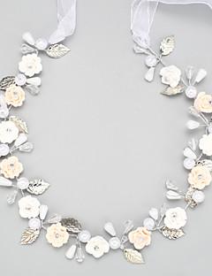 Ženy Křišťál Slitina Imitace perly Přílba-Svatba Zvláštní příležitost Čelenky Jeden díl