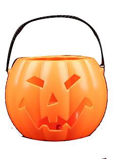 Halloween Props Pumpkin Festival/Holiday Halloween Costumes Orange Patchwork More Accessories Halloween Unisex Engineering Plastic