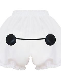 Socks & Stockings More Costumes Halloween Black Patchwork Terylene Pants