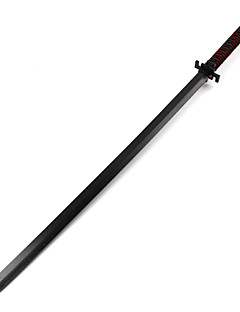 Arma / Spada Ispirato da Cosplay Cosplay Anime Accessori Cosplay Spada / Arma Nero Legno Uomo