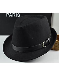 Unisex Cotton Bucket HatVintage / Casual All Seasons