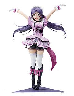 Amar viver Nozomi Tōjō PVC 20cm Figuras de Ação Anime modelo Brinquedos boneca Toy