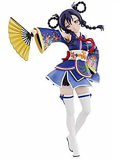 Love Live Cosplay PVC 15cm Anime Čísla akce Stavebnice Doll Toy
