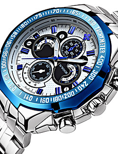 WWOOR® Men's Watch Military Watch Clock Men Digital Watch Strip Watchband Waterproof Noctilucent Sport Wristwatch Mens Relogio Masculino