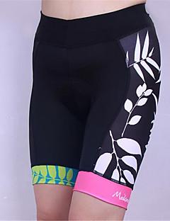 Shorts para Ciclismo Mulheres Moto Shorts AcolchoadosSecagem Rápida Design Anatômico Resistente Raios Ultravioleta Vestível Respirável