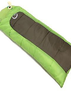침낭 직사각형 침낭 싱글 10 중공 코튼 400g 180X30 하이킹 / 캠핑 / 여행 / 야외 / 실내 수분 방지 / 방수 / 호흡 능력 / 폴더 / 휴대용 / 아동용 / 직사각형 HUATAILE