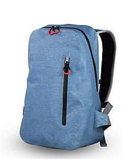 25 L mochila / Mochila para Excursão Acampar e Caminhar Ao ar Livre Á Prova-de-Água / Vestível Azul TPU