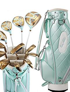 Protetor para Taco de Madeira de Golfe / Clubes de golfe Conjuntos de golfe Para Golfe Prova-de-Água13