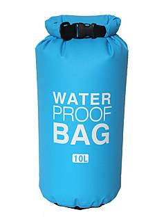 10L L Lahev na vodu a hydratační balíček Outdoor a turistika / Lezení / cestování Voděodolný / Plynoucí / Nositelný / KompaktníŽlutá /