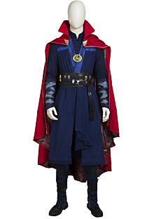 Cosplay Costumes /Dr. Strange Movie Doctor Stephen Cosplay Costume Cloak Uniform Xmas Gift