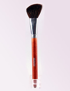 1 Blush Brush Squirrel Travel / Portable Wood Face Others