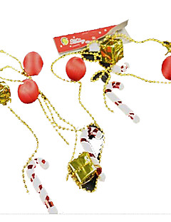 Necklace / Holiday Jewelry Red / Golden Cosplay Accessories Christmas