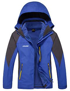 Trilha Jaquetas de Esqui/Snowboard / Jaquetas Softshell HomensImpermeável / Respirável / Térmico/Quente / Secagem Rápida / A Prova de