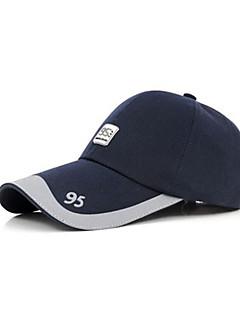 כובע עמיד אולטרה סגול יוניסקס כדור בסיס קיץ לבן אדום שחור כחול בייז' פשתני-ספורטיבי®