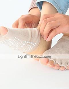 Dámské Ponožky Sportovní ponožky Prstové ponožky Protiskluzové ponožky Jóga Pilates Prodyšné Nositelný Protiskluzový Pohodlné Ochranný-1