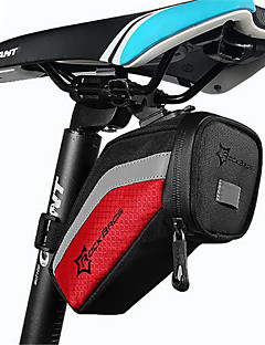 Bike BagBike Saddle Bag Waterproof Waterproof Zipper Wearable Phone/Iphone Breathable Touch Screen Shockproof Bicycle Bag Nylon Cycle Bag