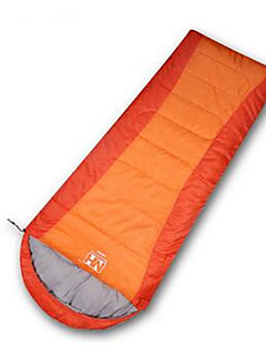 Спальный мешок Прямоугольный Односпальный комплект (Ш 150 x Д 200 см) 10 Пористый хлопокX75 Походы Путешествия В помещенииХорошая