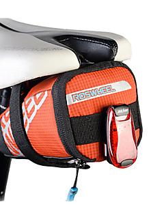ROSWHEEL® Cyklistická taškaBrašna na sedlo Turistické doplňky Vodotěsný Dry Bag Voděodolný Odolné vůči dešti Reflexní pásek Nositelný