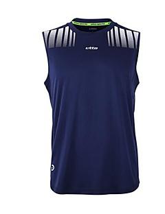 etto® Herre Fotball Skjorte + shorts Klessett/Dresser Pustende Fort Tørring Vår Høst KlassiskTrening & Fitness Racerløp Basketball