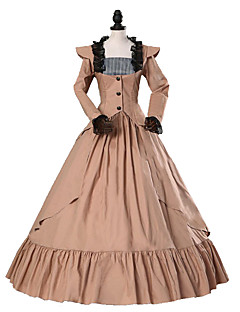 Steampunk®Gothic Victorian Edwardian Riding Habit Suit Gown Period Dress Theatrical Steampunk Costume