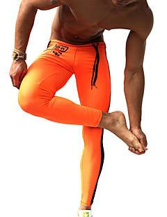 ריצה מכנסיים / Suit דחיסה / תחתיות לגברים נושם / חדירות גבוהה לאוויר (מעל 15,000 גרם) / חדירות ללחות / ייבוש מהיר / דחיסה / תומך זיעה