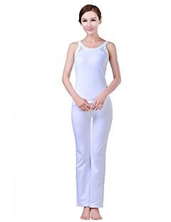 Ioga Conjuntos de Roupas/Ternos Confortável Elasticidade Alta Moda Esportiva MulheresIoga