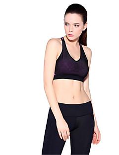OUDIKE®®Jóga Vrchní část oděvu Pohodlné Vysoká pružnost Sportovní oblečení Jóga Dámské