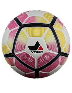Soccers Piłka nożna-Wysoka elastyczność Trwały(Różowy,PU)