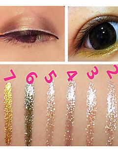 Eyeliner/Lidstrich Balsam Farbiger Lipgloss Natürlich Schnelles Trocknung Augen