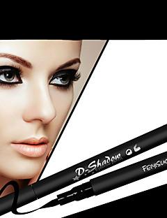 Tužky na oči Tužka mokrý Barevný lesk Dlouhotrvající Přírodní Black Fade