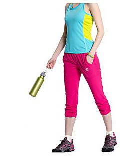 Women's Bottoms Leisure Sports Quick Dry Spring Summer Fall/Autumn Red Light BeigeM L XL