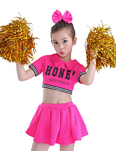 Zullen we cheerleader kostuums outfits kid performance top rok