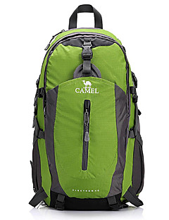 40 L Batohy / batoh Outdoor a turistika / Lezení Outdoor / CvičeníVoděodolný / Odolné vůči dešti / Voděodolný zip / Všitá taška na