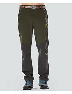 לגברים תחתיות ספורט פנאי ייבוש מהיר אביב קיץ סתיו כחול ירוק צבאיM L XL