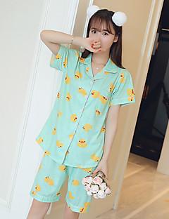 レディース コットン パジャマ