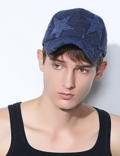 ユニセックスファッションヴィンテージコットン野球帽の太陽の帽子の男性の女性スター屋外スポーツカジュアルな夏の四季