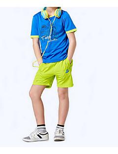 Unisex Spodní část oděvu Volnočasové sporty Rychleschnoucí Jaro Léto Podzim Žlutá ModráM L XL