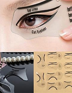 Eyeliner/Lidstrich Others Transparent Augen 10pcs Sonstiges