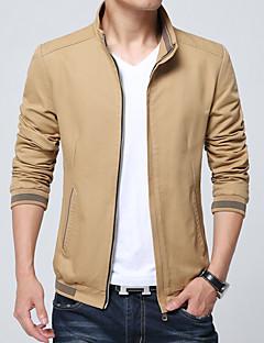 2016 forår og efterår nye mænd&# 39; s pels jakke unge mænd&# 39; s casual koreanske slank tynd sektion
