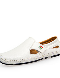 Men's Loafers & Slip-Ons Spring Summer Comfort PU Office & Career Party & Evening Casual
