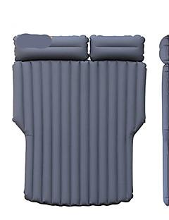 Carro colchão cama de ar duplo (190 * 140 * 10cm) oxford com bomba de ar portátil inflável confortável