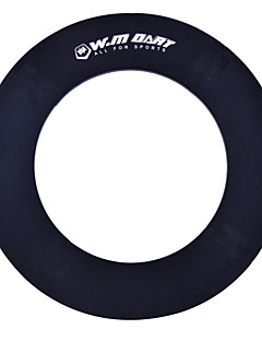 Winmax® 4 штуки eva защитная настенная решетка для дартс объемного звучания для 18-дюймовой щетинной мишени