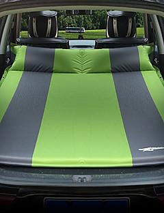 Carro cama colchão de ar duplo (190 * 130 * 4cm) pvc portátil inflável ajustável confortável